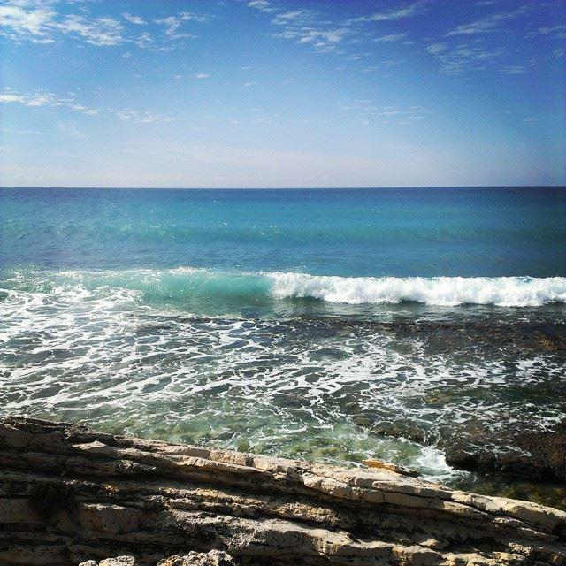The big blue batroun lebanon ...