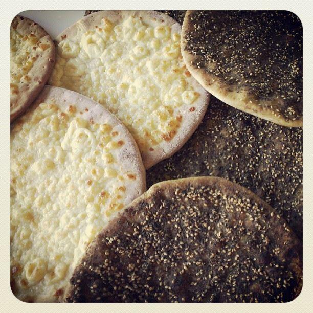 goodmorning lebanese breakfast man2oushe sahten lebanonmania ...