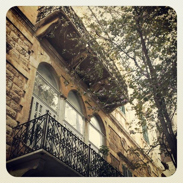 triplearch old lebanese architecture jounieh ...