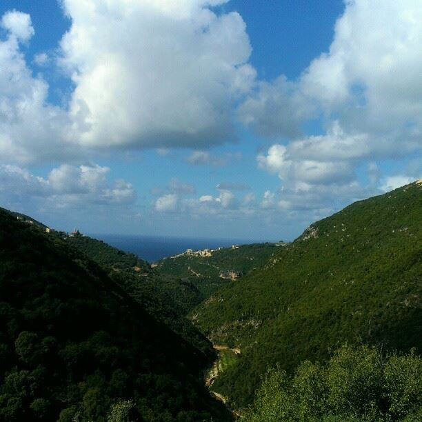 beautiful view lebanon ...