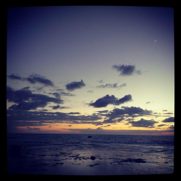 sunset beach jbeil ...