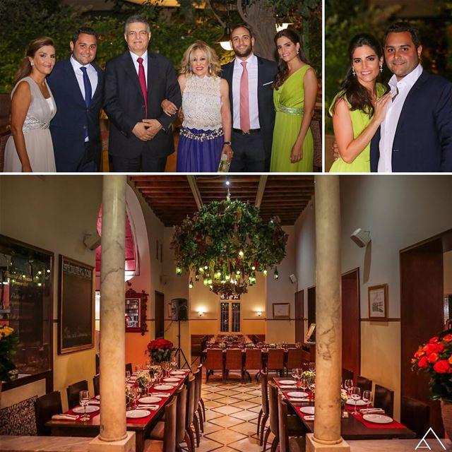 .Tarek Chehab & Clara Gemayel Engagement More Pictures :... (STOVE)