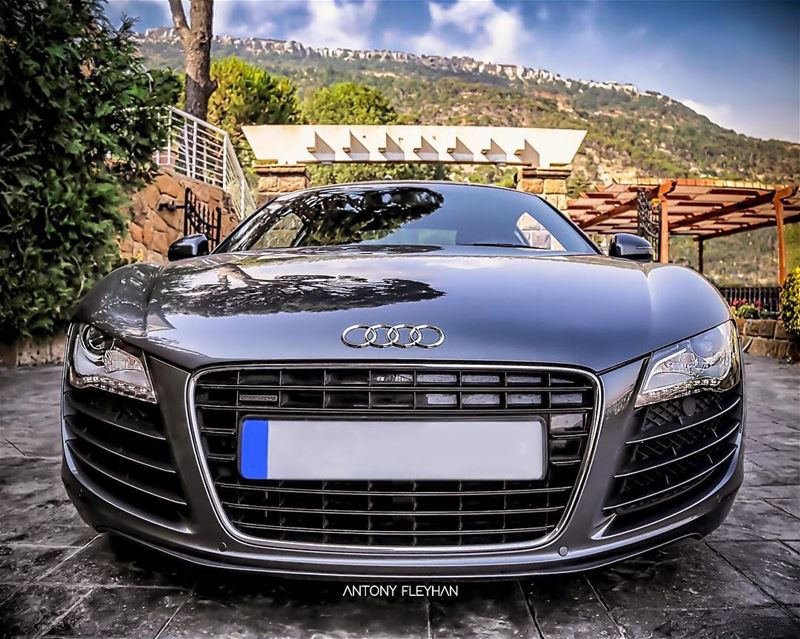 AudiR8Automotive PhotographyBook Now !71 686 606www.antonyfleyhan.com... (Baskinta, Lebanon)