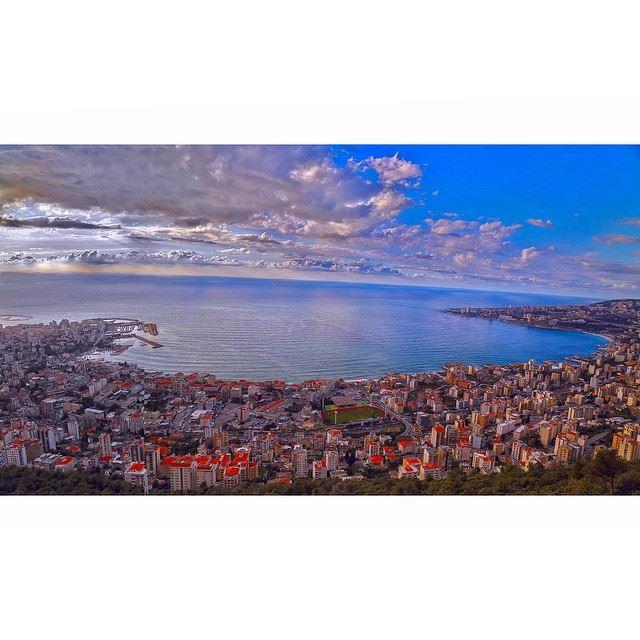 🇱🇧 Lebanon lebanoninstagram ig_lebanon insta_lebanon ig_leb ... (Harîssa, Mont-Liban, Lebanon)
