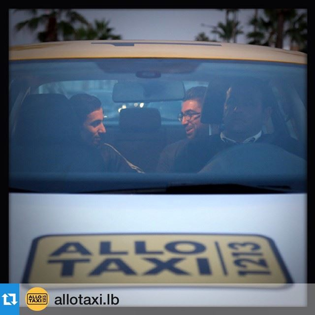 Repost @allotaxi.lb with @repostapp.