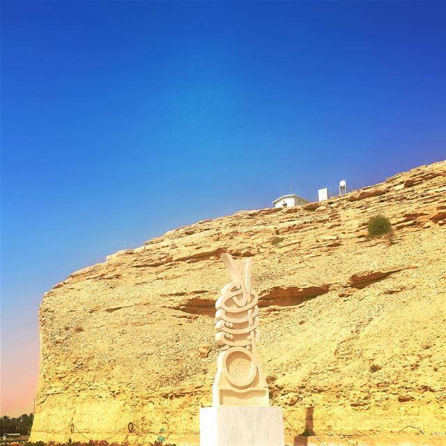 Arabesque on the way photooftheday instapassport travelgram ... (Al `Uyaynah, Ar Riyad, Saudi Arabia)