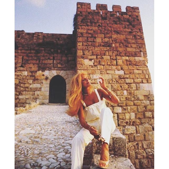 Dalida Byblos 1980 ,