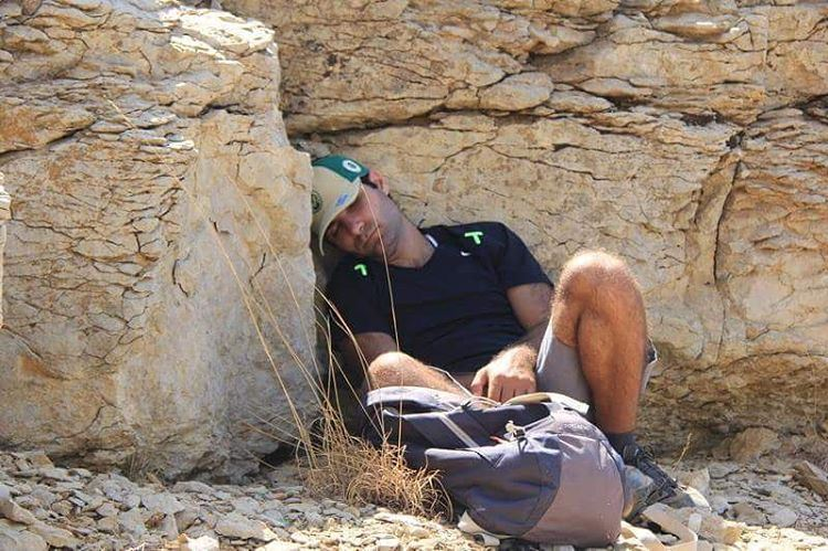 It is nice finding that place where you can just go and relax. 31-08-2014 (Al Knaysah, Mont-Liban, Lebanon)