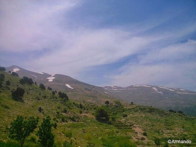 30 KM hike challenge hike in this area whatsuplebanon thisismylebanon... (Karm el Mohr, North Lebanon)
