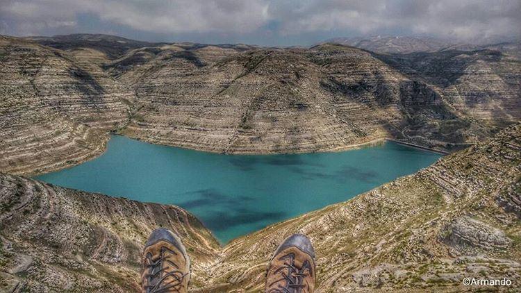 whatsuplebanon worthdoinglebanon lebanon_hdr thisismylebanon ... (Chabrouh Dam)