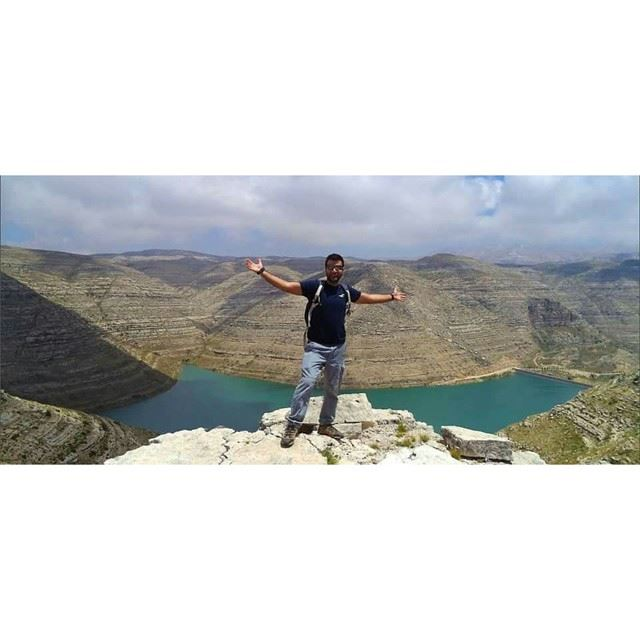 16+KM, 5+Hrs, extremely rough terrain, no GPS coverage....all worth this... (Chabrouh-Faraya)