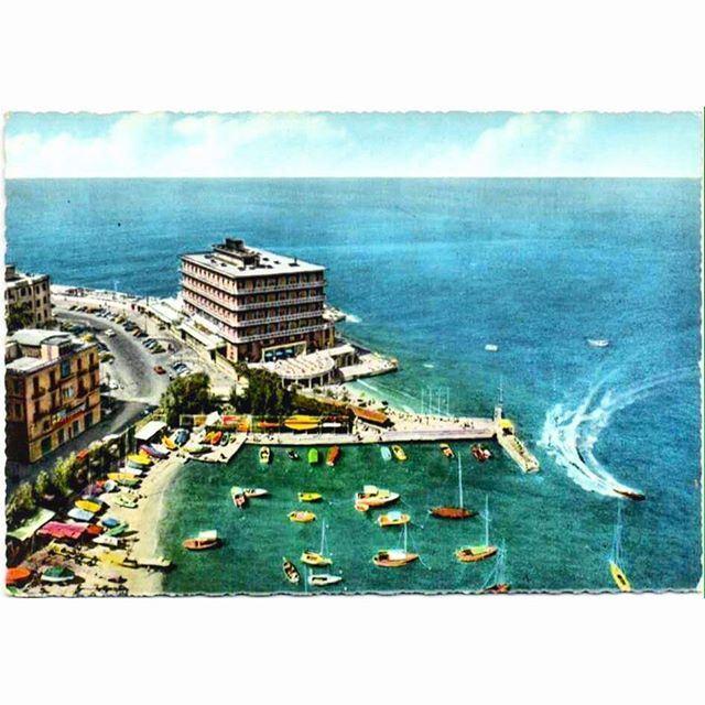 Beirut Saint George 1961 .