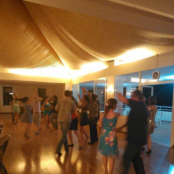 Latino dance night at delbcountryclub delb bikfaya lebanon ...