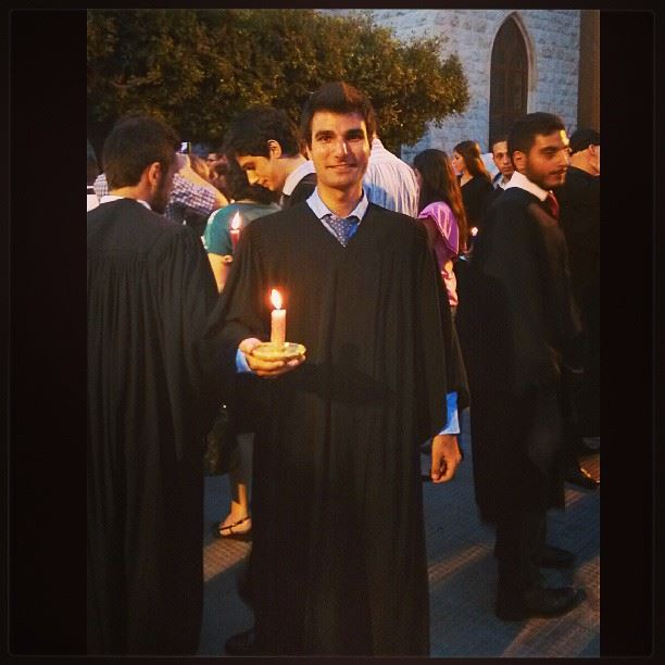 Finally after 5 years... pregraduation baccaloreat service haigazian ...