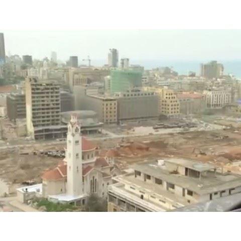 صباح الخير من بيروت عام ١٩٩٥،