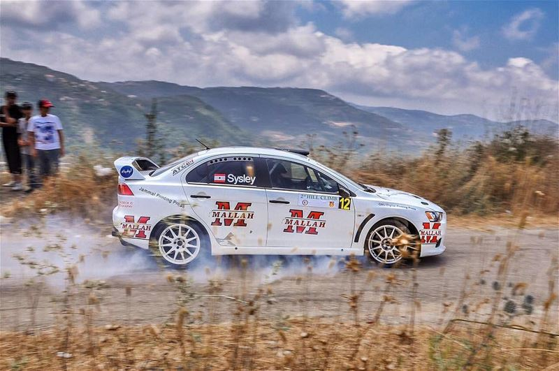 tb 2011 hill climb deir l amar evo winner trophy group n ... (Deir al-Qamar)