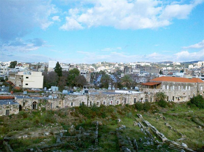 B Y B L O S 💙...🇺🇸✈️🇱🇧 bedouinlife ..... Lebanon Lebnan ... (Byblos, Lebanon)