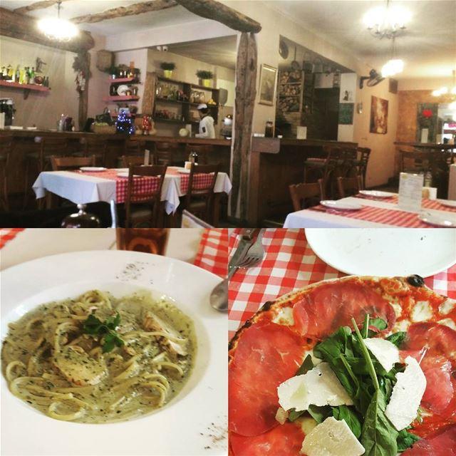 finest italian cuisine at hamra street beirut pizza bresaola ...