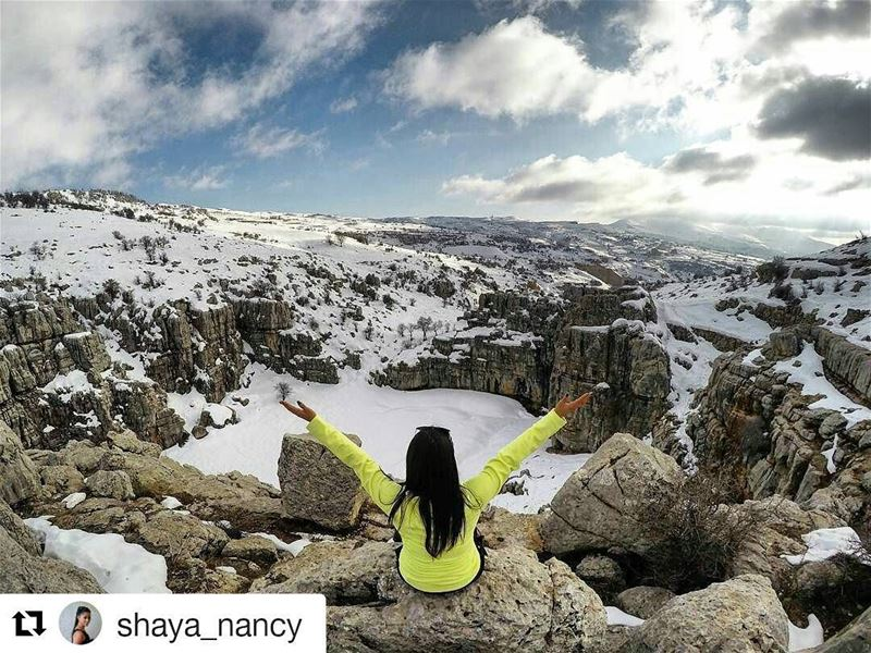 Repost @shaya_nancy with @repostapp・・・Look deep into nature, and then u...