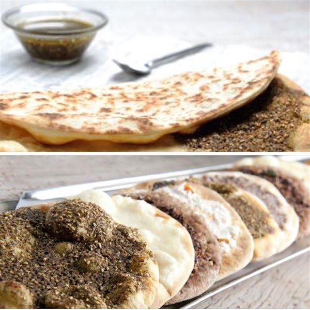 مناقيش من لبنانManouche from Lebanon beirutcitypage ...