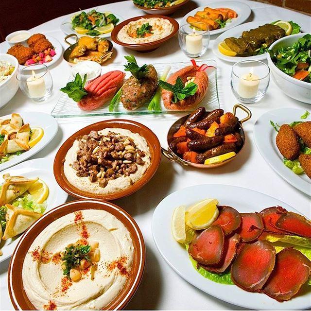 Lebanese dinner - عشاء لبناني beirutcitypage ...