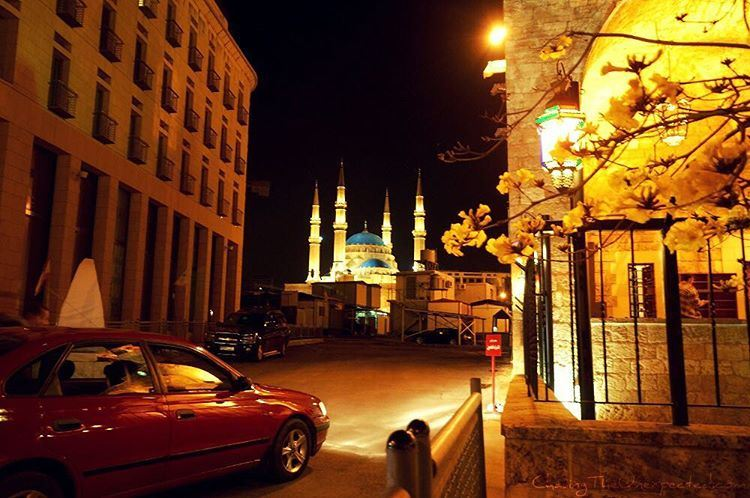Goodnight from Beirut beirutcitypage ...