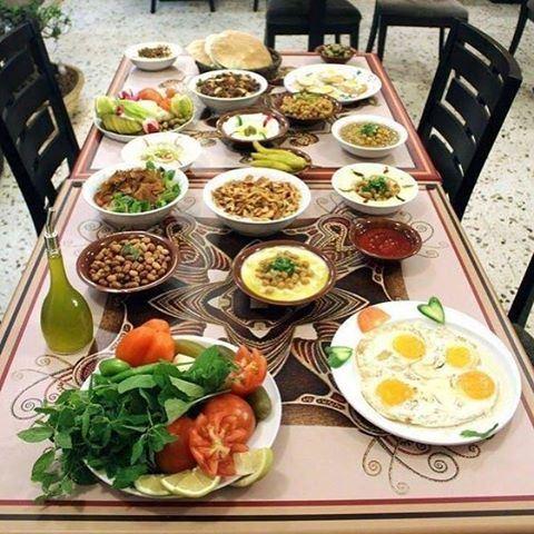 Lebanese Breakfast - ترويقة لبنانية beirutcitypage ...