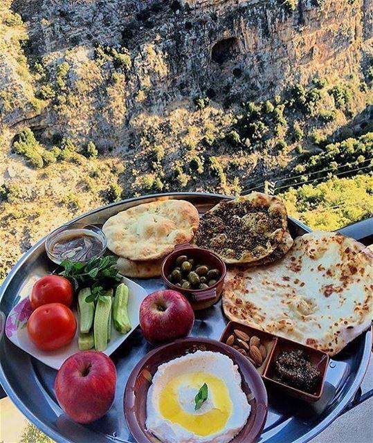 Breakfast from Lebanon - الترويقة من لبناننهاوكم سعيد beirutcitypage ...