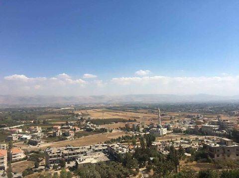 سهل البقاع صباحاً - Bekaa Valley at morningBy Assaad El-Assaad...