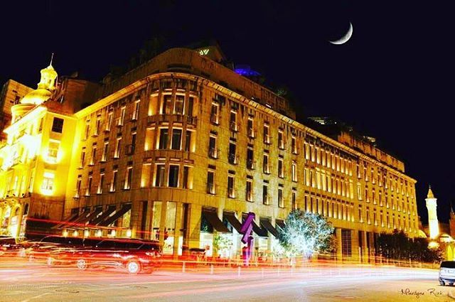 Downtown Beirut - وسط مدينة بيروت beirutcitypage  lebanon  Beirut By...