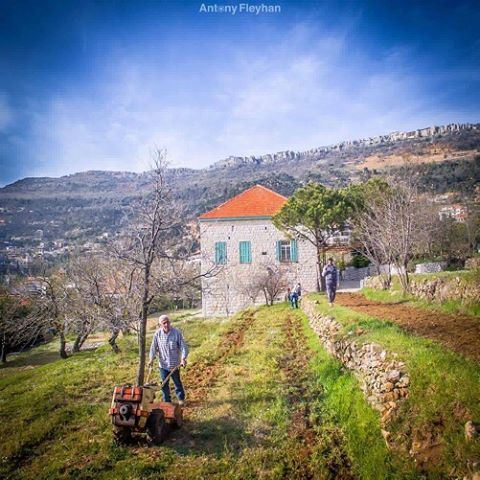 Lebanese Village - ضيعة لبنانيةBy Antony Fleyhan beirutcitypage Lebanon...