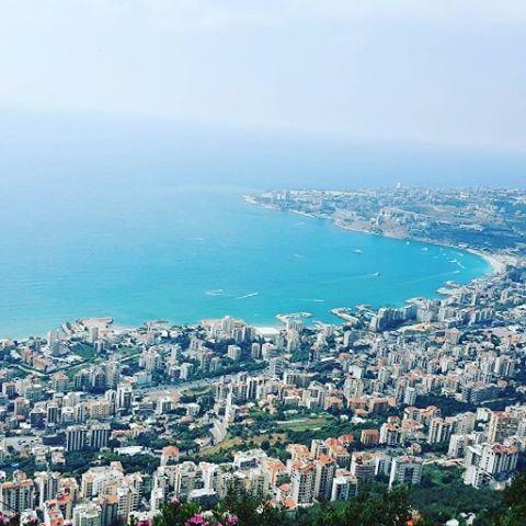 نهاركم سعيد من مدينة جونية - Jounieh beirutcitypage ...