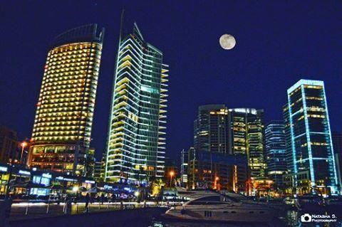 Good evening from Beirut zaytounabay ...