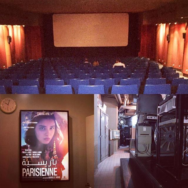 Cinema Paradiso 💛 Metropolis, Beirut instamood instagood igdaily ... (Achrafieh, Beirut)