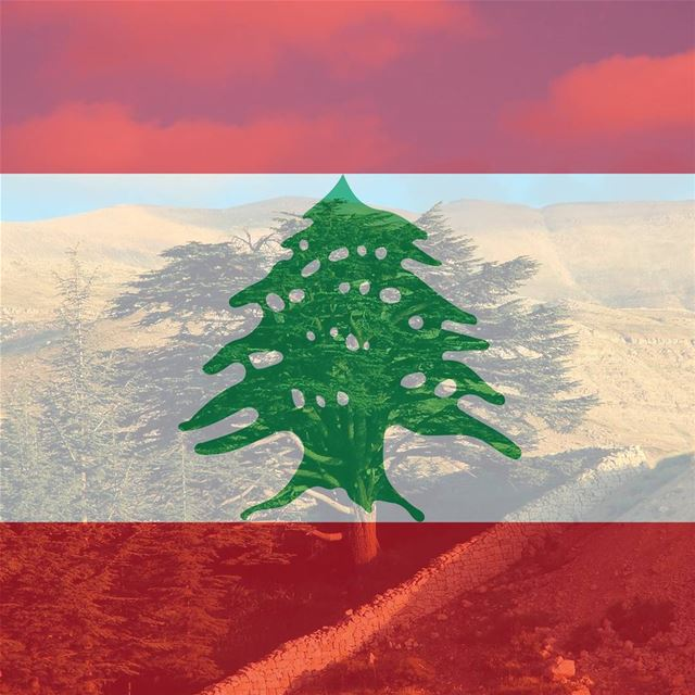 Happy Independence Day!!!  beirutinyourpocket .Original photo @uber_lebano (Beirut, Lebanon)