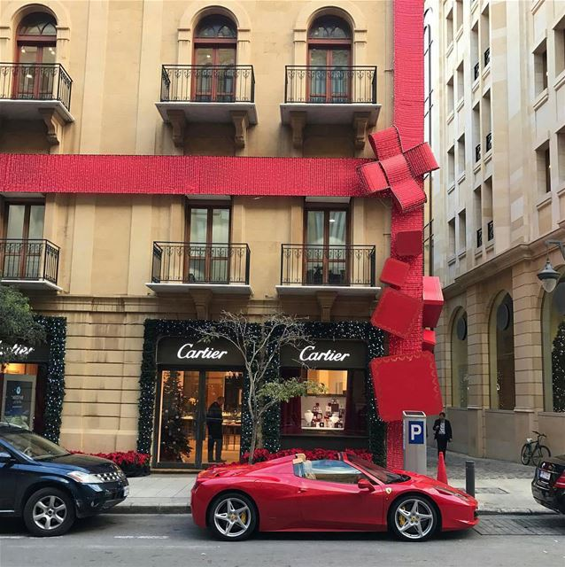 🇱🇧 Beirut, the most European city of the Middle East, reveals its... (Downtown, Beirut, Lebanon)