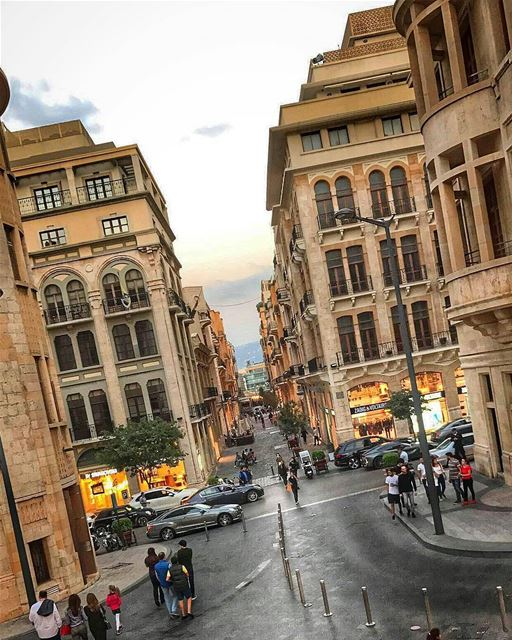 Home is not a Place.. It's a Feeling..❤️I Love my beautiful BEIRUT!😍By @ (Beirut Downtown)