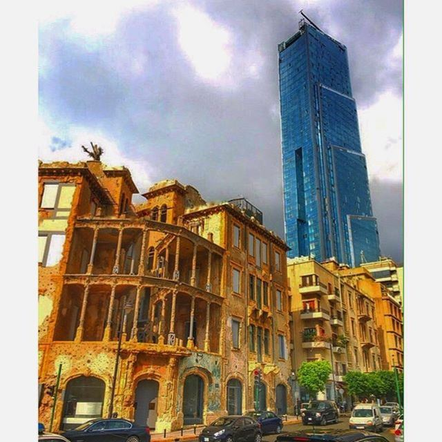 Beirut Sodeco Square,