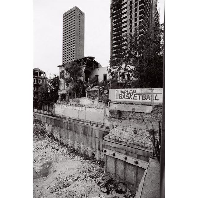 Harlem Beirut—— kodak 35mm beirut justgoshoot lifeofadventure ... (Beirut, Lebanon)