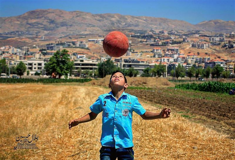 Syrian refugee Mouhannad al-Jassem, 11, who fled with his family from the...