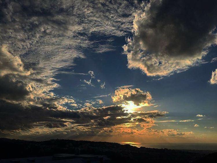 My lebanon 🇱🇧 lebanon wildlebanon photographer sky sunny skyview ... (Beirut, Lebanon)