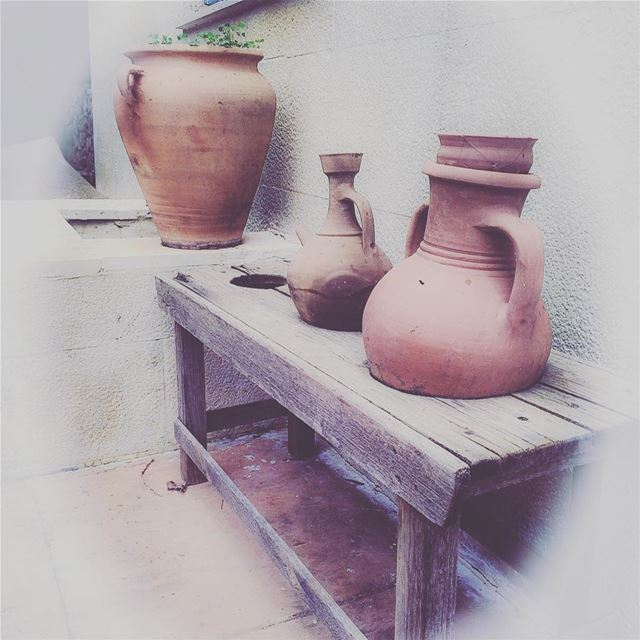 Entre modernité et tradition poterie pottery instapottery countryhouse...