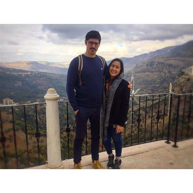 🇱🇧 B7ebbak ❤️ ⛰ lebanon throwback beirut jezzine moutains withbae ... (Jezzîne, Al Janub, Lebanon)