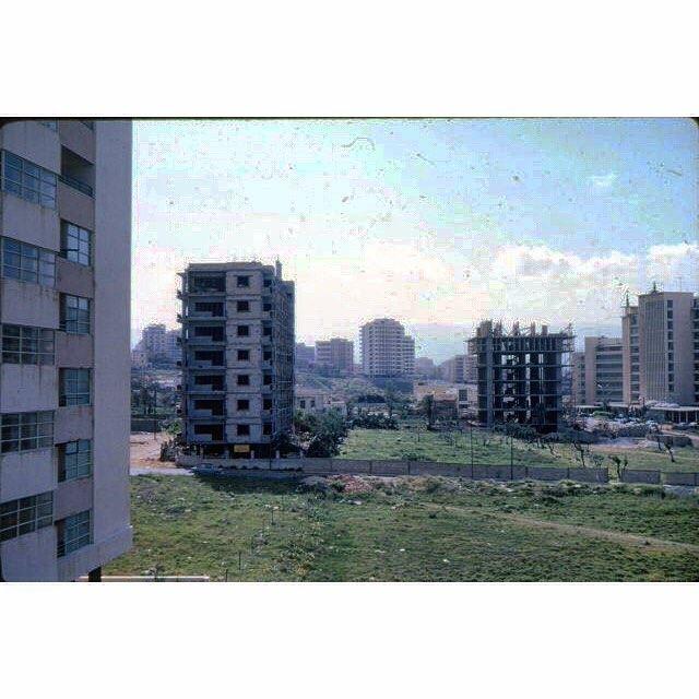Ras Beirut 1961