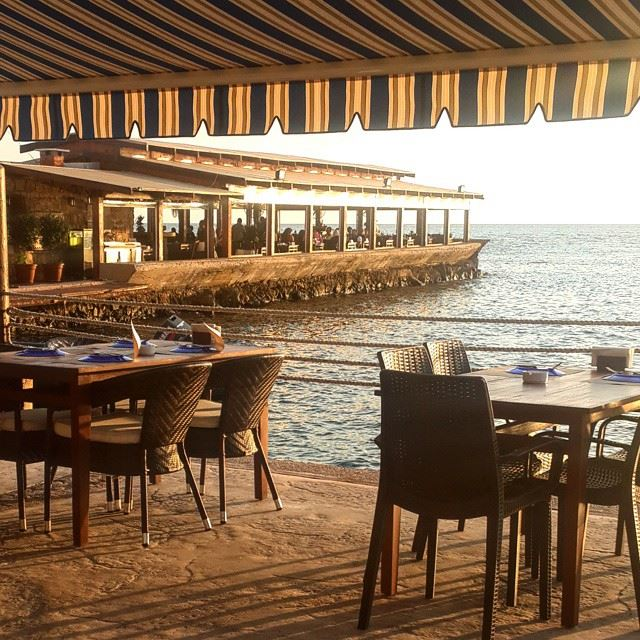 Your place to be for the weekend! byblos beach darelazrak seafood...