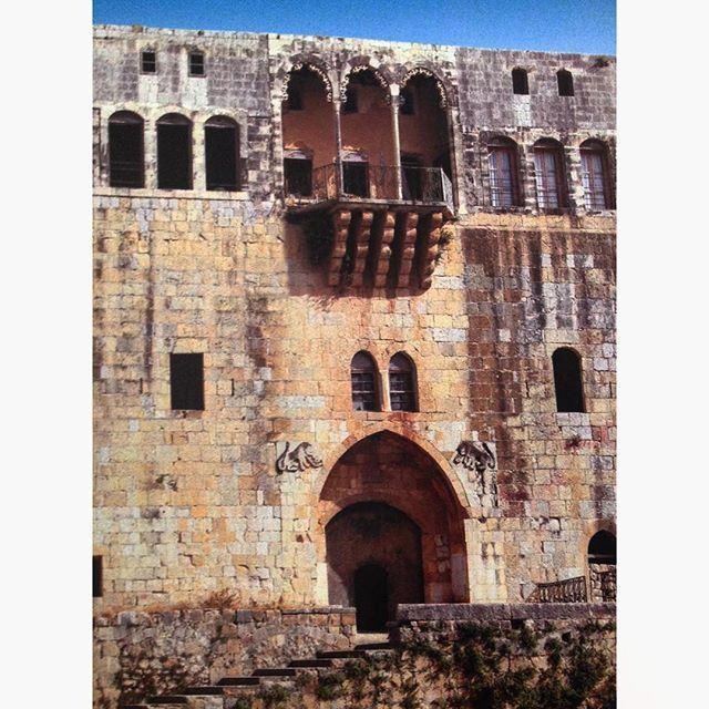 حاصبيا قلعة حاصبيا ( الحقبة الصليبية ) - Hasbaya Hasbaya Fortress (Crusader Period )