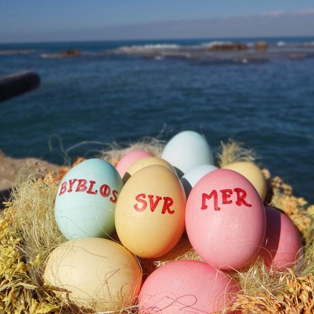 Happy Easter to all our Friends! byblos byblossurmer byblos_lebanon...