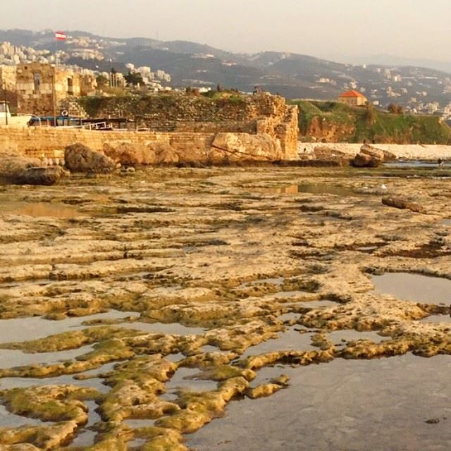 Good evening friends! byblos darelazrak traveler bybloscastle...