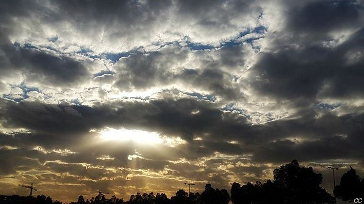 lebanon beirut sky clouds sun colors livelovebeirut ...