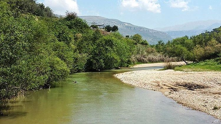 river lebanon south bisri water nature capture landscape ...